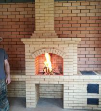 Кладка летних кухонь барбекю в Челябинске
