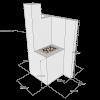 дизайн проект печи для бани